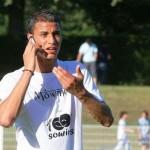 اللاعب الدولي المغربي مروان الشماخ