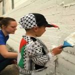palestine volunteers