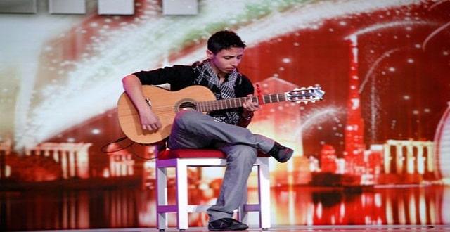 الفنان شاهر الذاري : سأكون أفضل عازف جيتار في العالم