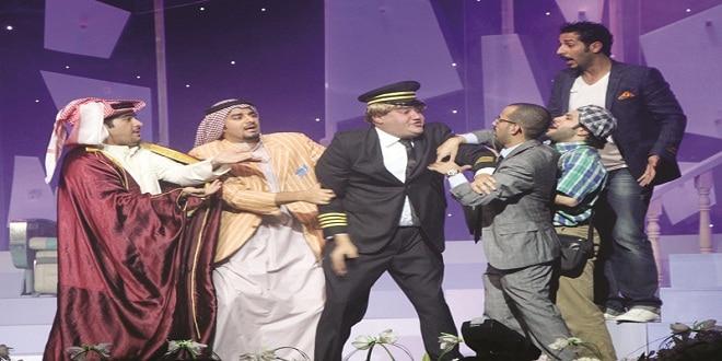 """المسرحية الكويتية """"حنظلكم واحد"""" تفوز بجائزة افضل عرض بمهرجان الخليج للمسرح الشبابي"""