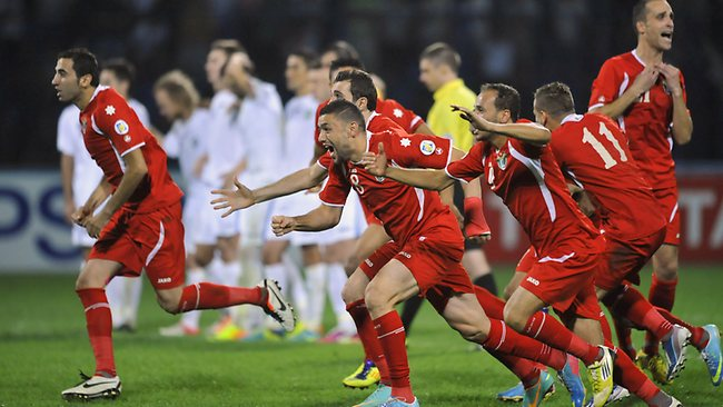 بعد الفوز على أوزبكستان .. منتخب الأردن على بعد خطوة من  كأس العالم