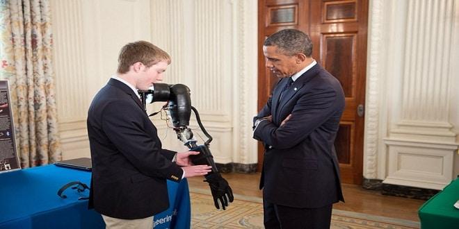 مراهق أمريكي يخترع أطرافا صناعية بتكلفة أقل