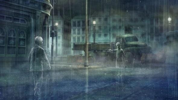 """"""" Rain """".. ابتعد عن أنظار أعدائك بالتخفي تحت المطر"""