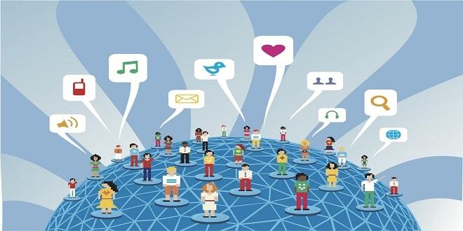 5 نقاط حول مشاركة محتوى الشبكات الاجتماعية والارتقاء الوظيفي