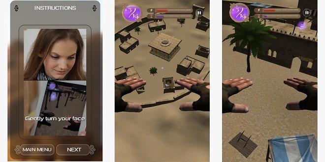 """تطبيق جديد يتيح التحكم في ألعاب الهاتف الذكي عبر """"ملامح الوجه"""""""