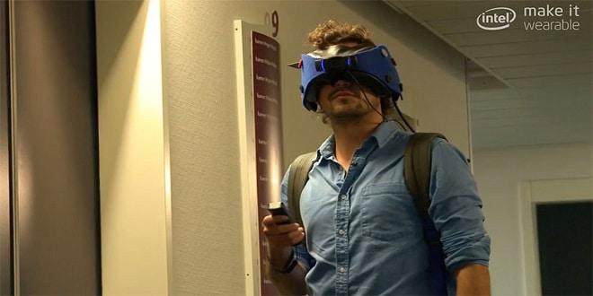 فيديو : عندما تلبس التكنولوجيا