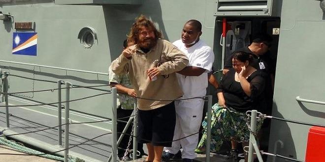 صياد من السلفادور ضل طريقه في المحيط لأكثر من عام