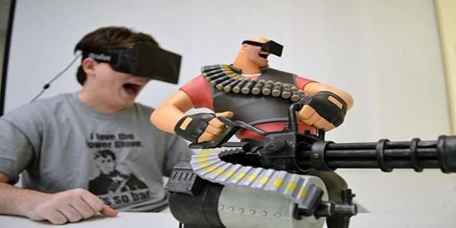 """""""فالف"""" تكشف عن خطط لتطوير سماعات الواقع الافتراضي"""
