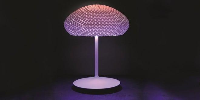 الكشف عن أول مصباح ثلاثي الأبعاد باستخدام 16 مليون لون