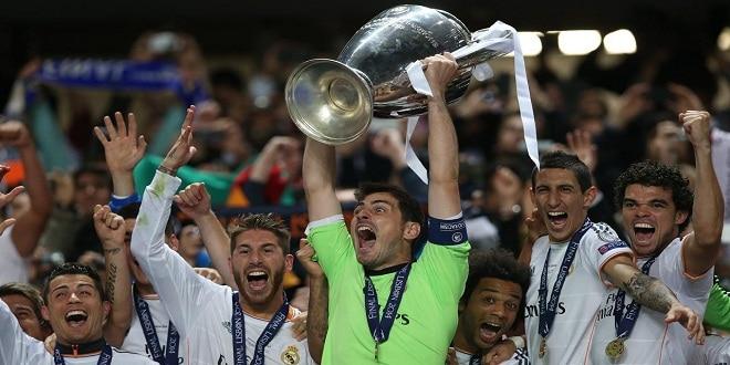 """ريال مدريد يحرز """" العاشرة """""""